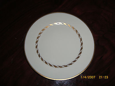 FRANCISCAN DEL MONTE BREAD AND BUTTER PLATE (S)
