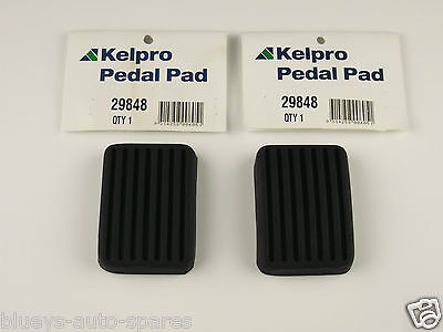 Mitsubishi Triton Brake & Clutch Pedal Pad Kit Suits Me,mj,mk 10/86-04/07