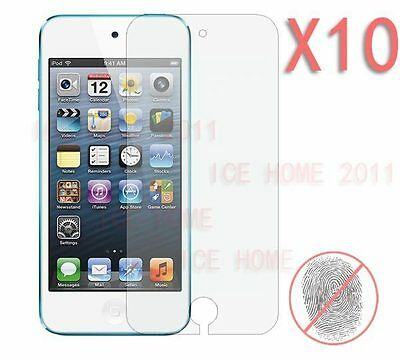 10X Matte Anti Glare Screen Protector For Apple iPod Touch 5 5G 5TH 5Gen