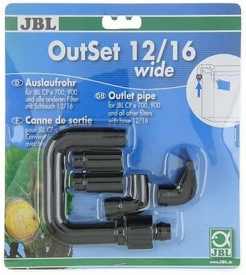 CANNE DE SORTIE JBL OUTSET WIDE 12/16 MM cp e 401/700/900 ref 129320