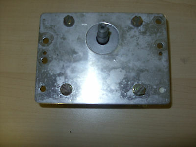 Furuno Radar Motor Gearcase Assembly - Excellent Used Working Condition!