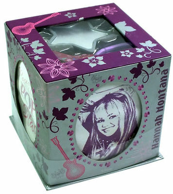 Disney Hannah Montana.. PHOTO CUBE & HAIR ACCESSORIES Gift Set