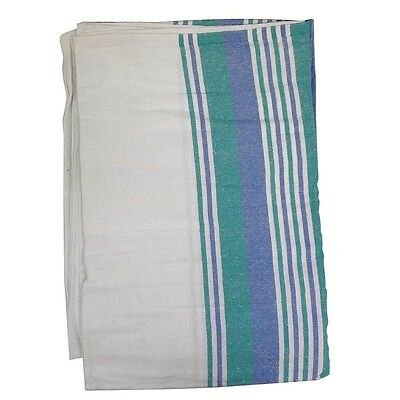 """Twin/ Double Flannel Blanket (72"""" x 90"""") (Blue Colors)"""