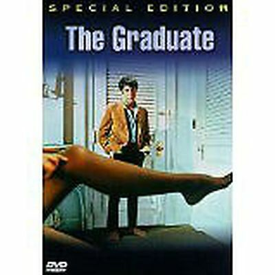 The Graduate special edition DVD NEW factory sealed