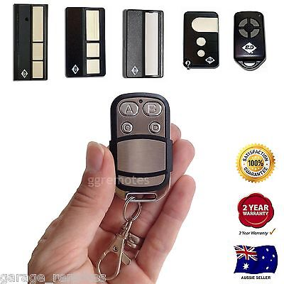 Garage Door Remote Control compatible with B&D lift roller tilt sectional panel