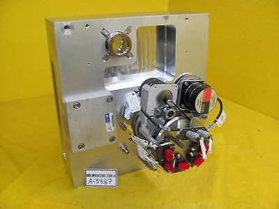 Lam Research 852-011201-001-L-230 Harmonic Arm Drive Chamber 715-130092-008 Used