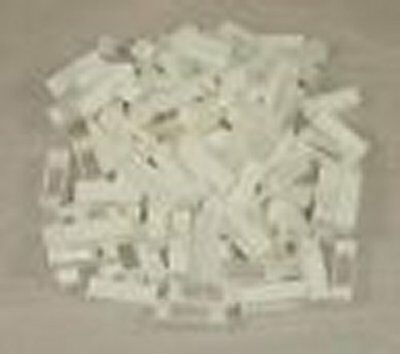 100 Narrow Plastic Frame Ends - Spacers - Beekeeping - Beehive