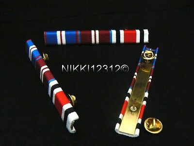 Queens Golden Jubilee + Diamond Jubilee & Special Constabulary Medal Ribbon Bar