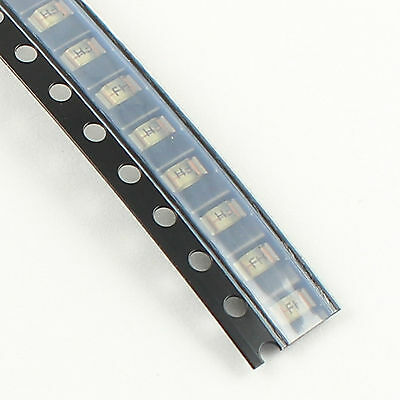 10Pcs Littelfuse SMD 1206 Fast Acting Fuse 1A 63V
