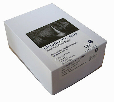 Ultrafine VC ELITE Pearl Variable Contrast RC Paper 5 x 7 / 250 Sheets
