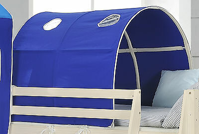 TUNNEL for Cabin Bed, Top Tunnel for Cabin Beds, Choice of Colours