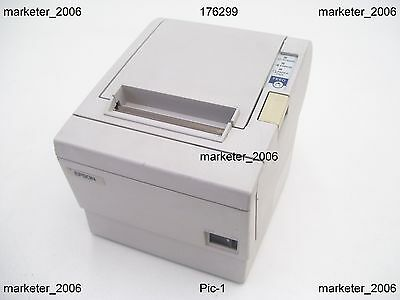 Epson Tm-T88Iii M129B Parallel Interface Thermal Pos Receipt Printer Aus Seller