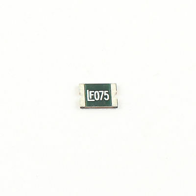 10Pcs Littelfuse Polyswitch SMD PTC Resettable Fuses 1812 0.75A 13.2V 1812L075