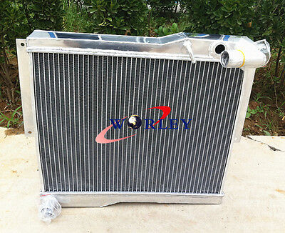 56Mm Aluminum Alloy Radiator Mg Mgb Gt/roadster 1977-1980