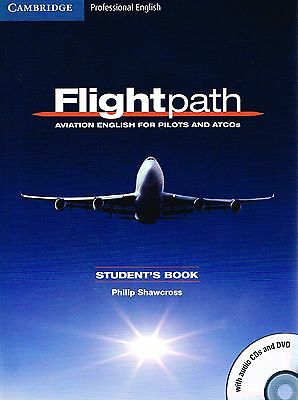 FLIGHTPATH Aviation English for Pilots & ATCOs Student's Book | Shawcross @NEW@