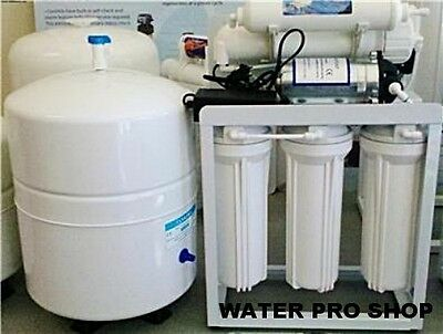 Light Commerical Reverse Osmosis Water Filter System 150 GPD MADE IN USA