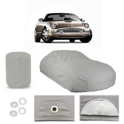 Ford Thunderbird 11th Gen 4 Layer Car Cover Outdoor Water Proof Rain Sun Dust