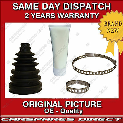 FITS HYUNDAI AMICA OUTER CV JOINT BOOT KIT-DRIVESHAFT BOOTKIT GAITER STRETCH