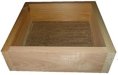 Warre Hive Quilt Box - Cedar - Tbh - Vertical Top Bar - Beehive - Beekeeping