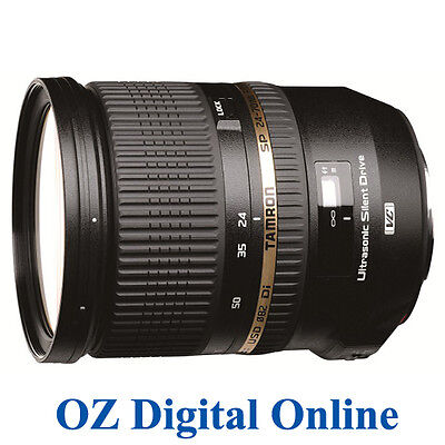 NEW Tamron SP 24-70mm f2.8 Di VC USD for Nikon 1 Year Au Warranty