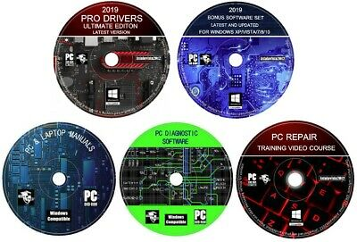 Pc & Laptop Repair Upgrade It Course  + Recovery Software For Win XP Vista 7 8