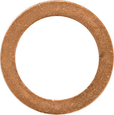 Copper Washers 10mm x 20mm x 2mm - Pack of 10