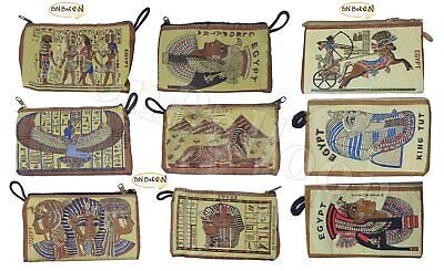 Wholesale 6 Egypt Pharaohs wallet Coin purse Cell Phone Case Mobile iphone  210