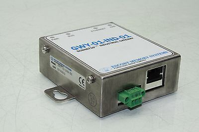 EMS Escort Memory Systems GWY-01-IND-01 SUBNET 16 to Ethernet Adapter