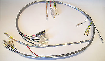 1968 YAMAHA 68 DT1 250 Enduro Wiring Harness Wire Loom NOS ... on