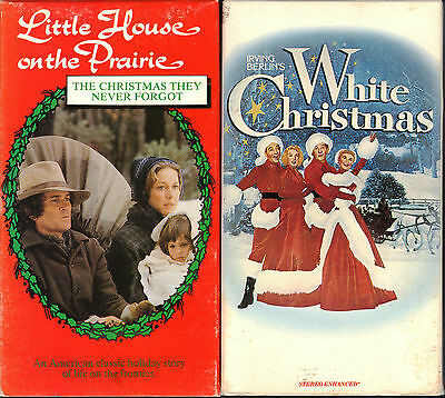 Little House on the Prairie - The Christmas They Never Forgot & White Christmas