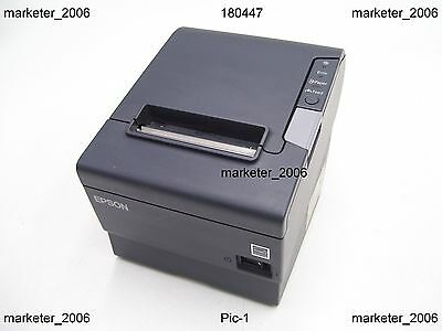 Epson Tm-T88V M244A Pos Thermal Receipt Printer Rs232 Serial & Usb Interface