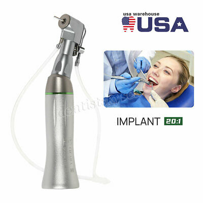 Dental 6 programs LED Cordless Endo Motor 16:1 Reciprocating Contra Angle CICADA