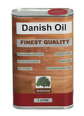 Danish Oil, Bestwood, 1 Litre, THE FINEST QUALITY, BUY DIRECT