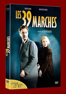 Dvd Les 39 Marches Edition Remasterisee  Neuf Direct Editeur