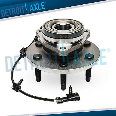 NEW Complete Front Wheel Hub Bearing Assembly GMC Chevy Truck 4x4  6 lugs