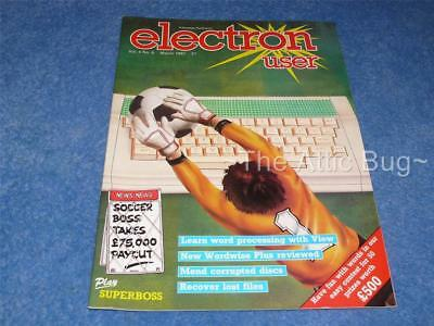 Electron User Magazine ~ March 1987