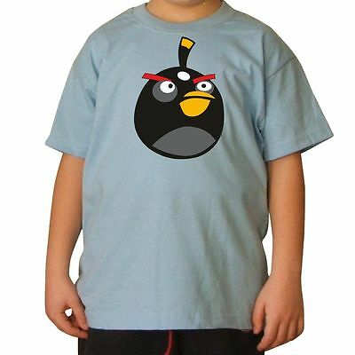 T-SHIRT BAMBINO ANGRY BIRDS 3 by SHIRTSERVICE