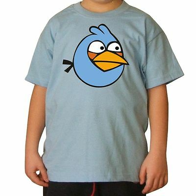 T-SHIRT BAMBINO ANGRY BIRDS 6 by SHIRTSERVICE