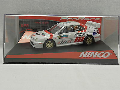 Ninco 50357 Slot Car Subaru Prorace NEW ZEALAND 2004