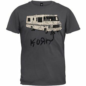 Korn NEW Large RV Take A Look In The Mirror Shirt 2003