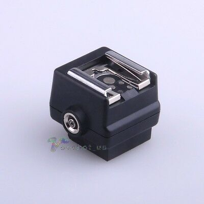HD-N3 Flash Hot Shoe Adapter For Sony Alpha A55 A100 A300 A350 A390 A700 A900
