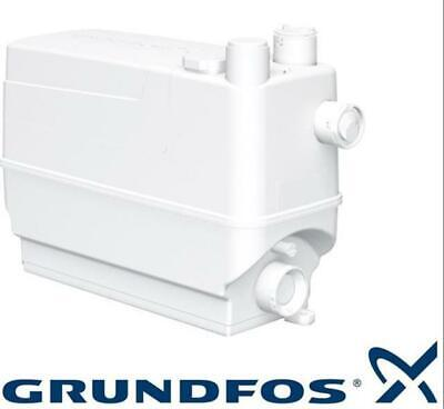 Grundfos Sololift2 C3 Wastewater Macerator Pump For Sanitary Appliances & Sinks