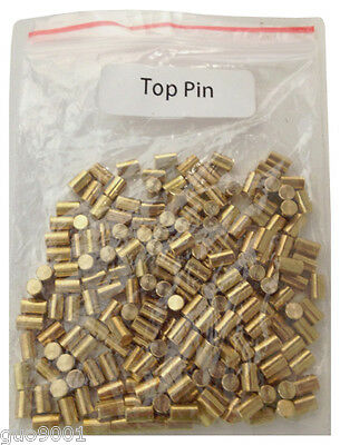 100 Pieces Kwikset Rekey Top pin Locksmith Rekeying Pins Kits