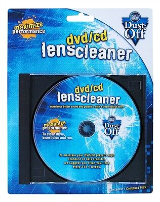 Gaming Gear CD/DVD Lens Cleaner PC Laptop DVD Cleaning