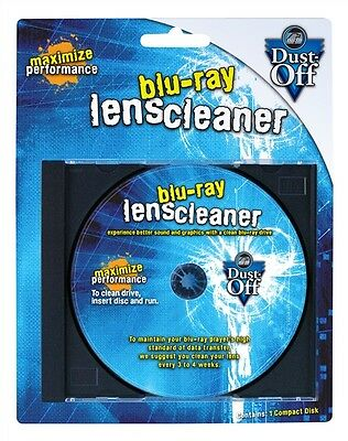 Gaming Gear Blu-Ray Lens Cleaner and Cleaning - DFG10031