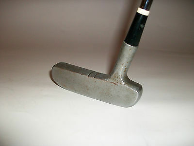 Stroke It 90 Reversible Blade Putter with double alignment grooves,