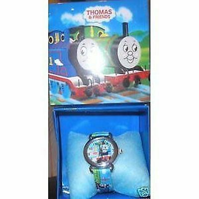 Thomas The Tank Engine Watch Blue Boxed Toy Gift Box Uk Seller New Age 3+
