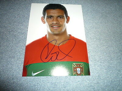 RICARDO COSTA signed Autogramm  In Person 20x28 cm PORTUGAL
