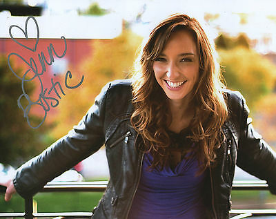 Jenn Bostic *jealous Of The Angels* Signed 8x10 Photo J2 Coa Gfa Proof! Autographs-original