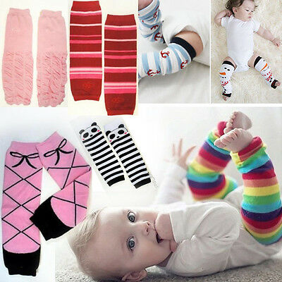Girl Styles U-Pick Cotton Baby Toddler Cozy Arm Leg Warmers Leggings Kids Socks